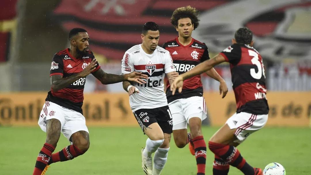 Copa do Brasil: São Paulo e Flamengo fazem o jogo de volta das quartas de final
