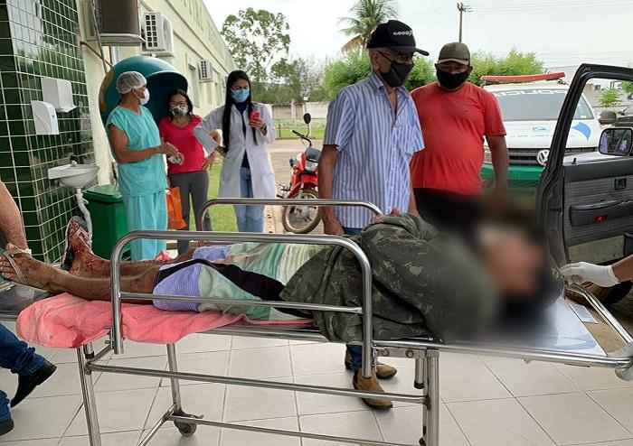 Sobrinho mata o tio com golpes de foice em briga por terreno no Piauí