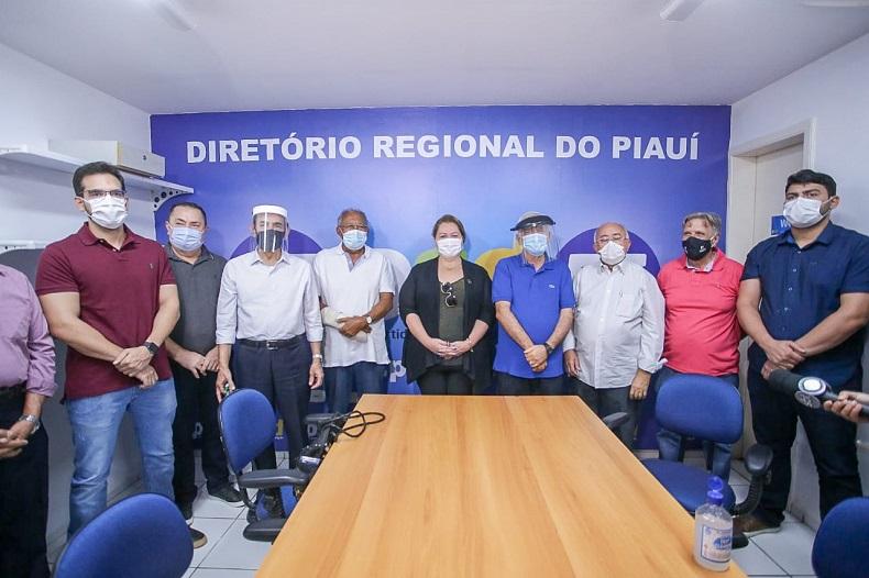 PSD anuncia apoio ao candidato Dr. Pessoa no segundo turno em Teresina