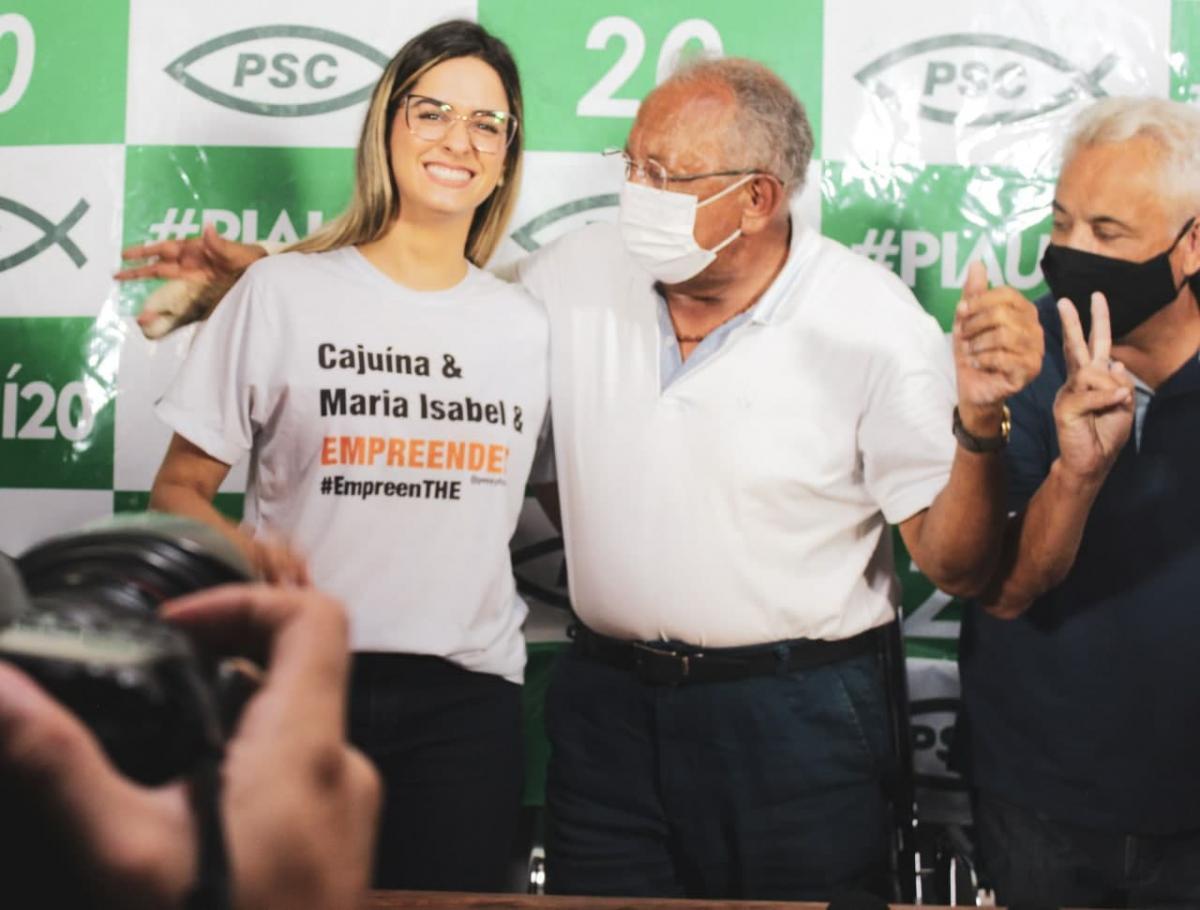 Gessy Fonseca declara apoio a Dr. Pessoa no segundo turno das eleições municipais