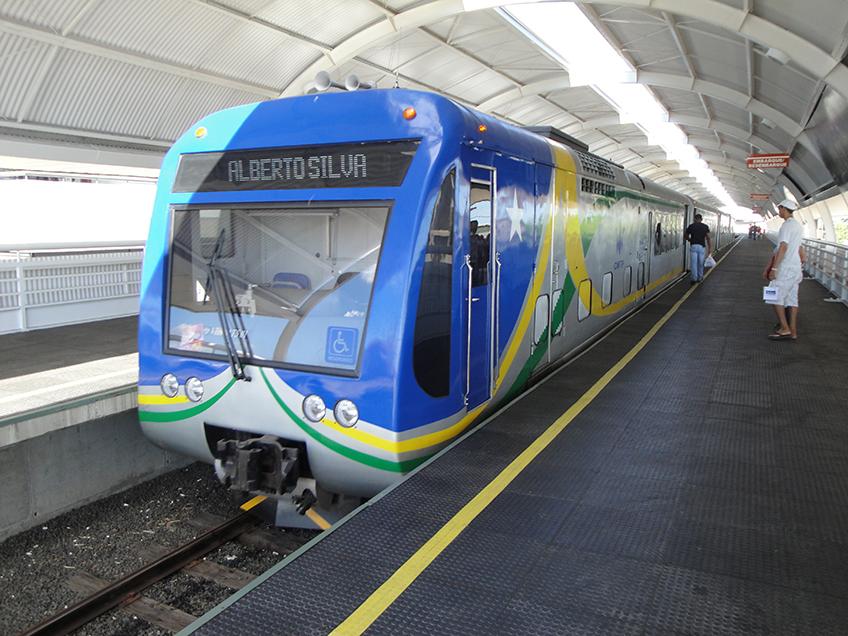 Metrô de Teresina tem previsão para retornar nesta quarta-feira (25)