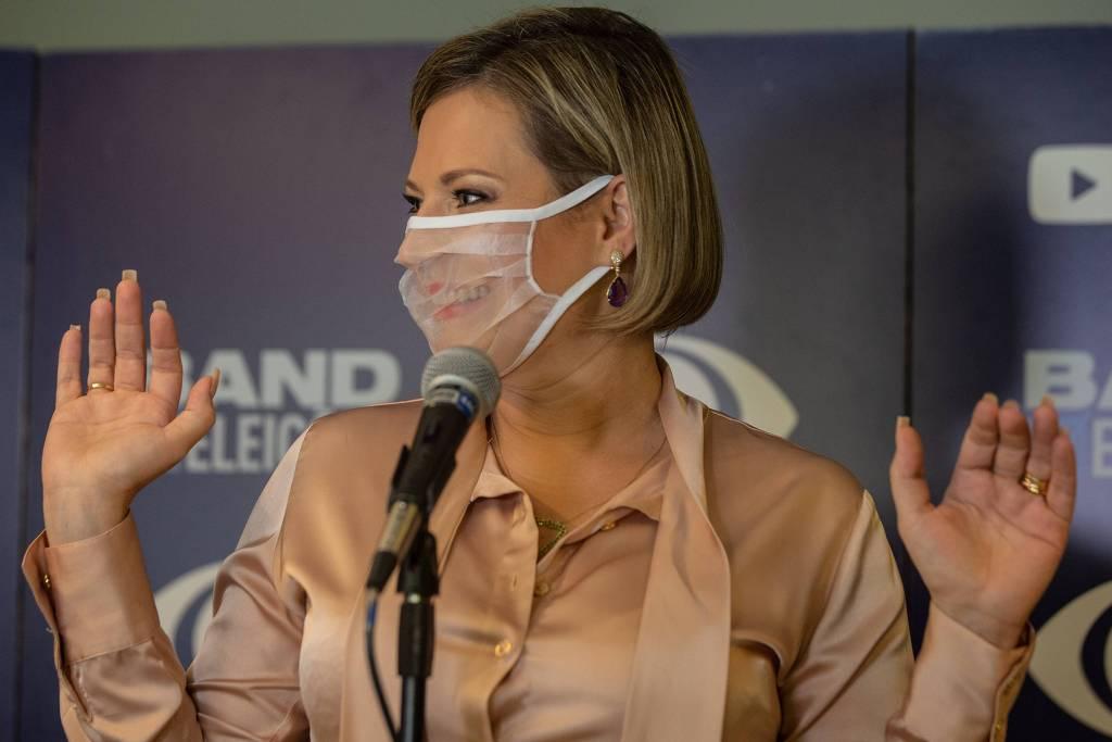 Justiça julga ação de indenização de vice-governadora do PI contra Joice Hasselmann