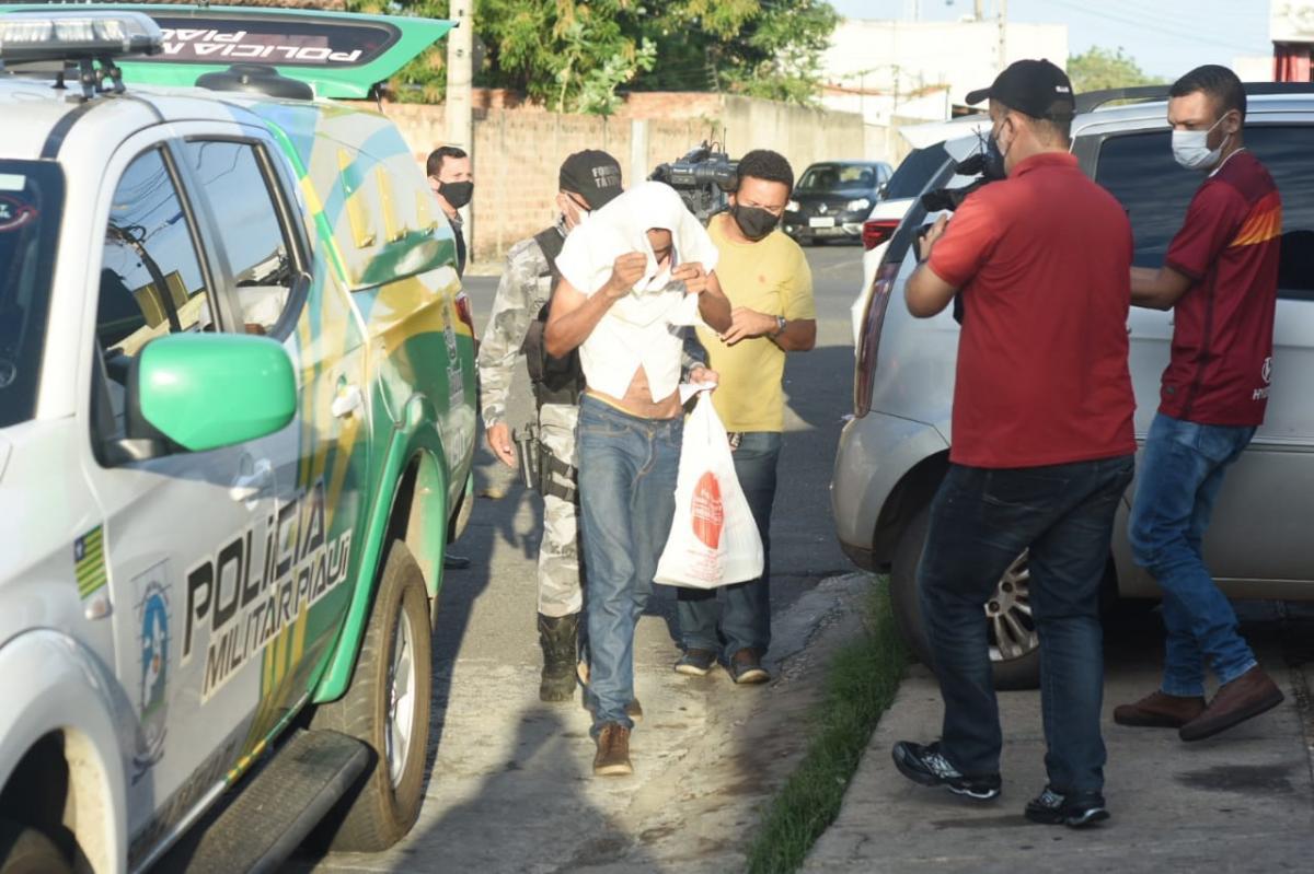 Homem é preso depois de tentar furtar itens de higiene pessoal em Teresina