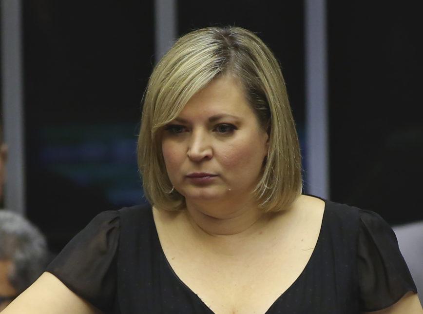 Joice Hasselmann é condenada a indenizar vice-governadora do Piauí
