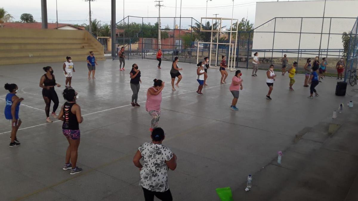 Centros de Arte e Esportes retomam atividades de forma gradual em Teresina