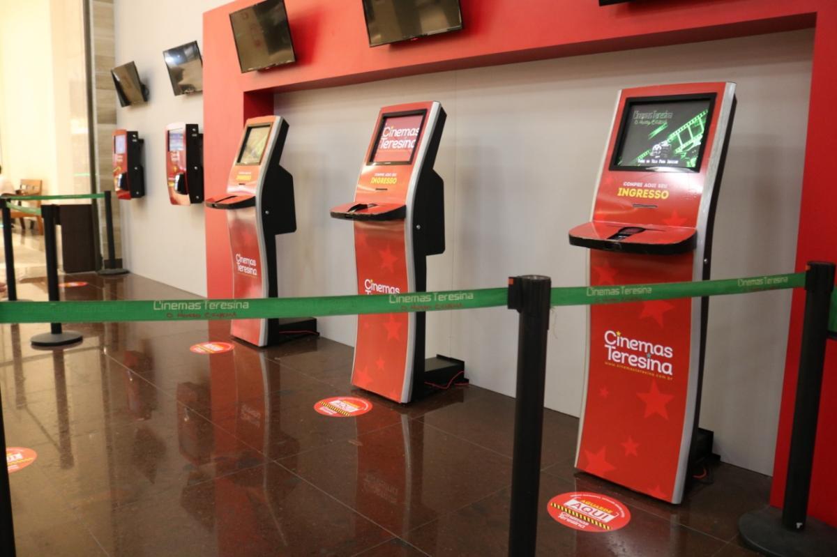 Cinema do Teresina Shopping reabre nesta quinta-feira (26)