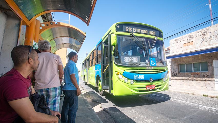 Eleições: Teresina terá frota de ônibus semelhante ao sábado