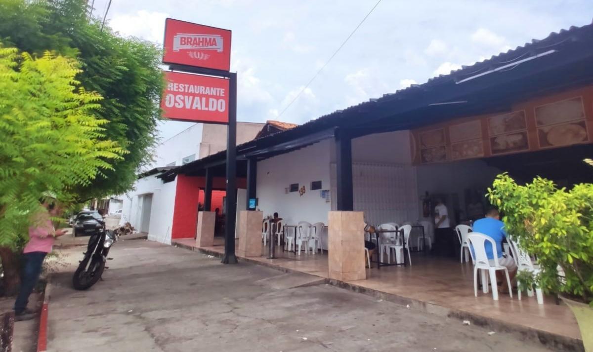 Dono do Restaurante Osvaldo é preso acusado de furto de energia em Teresina