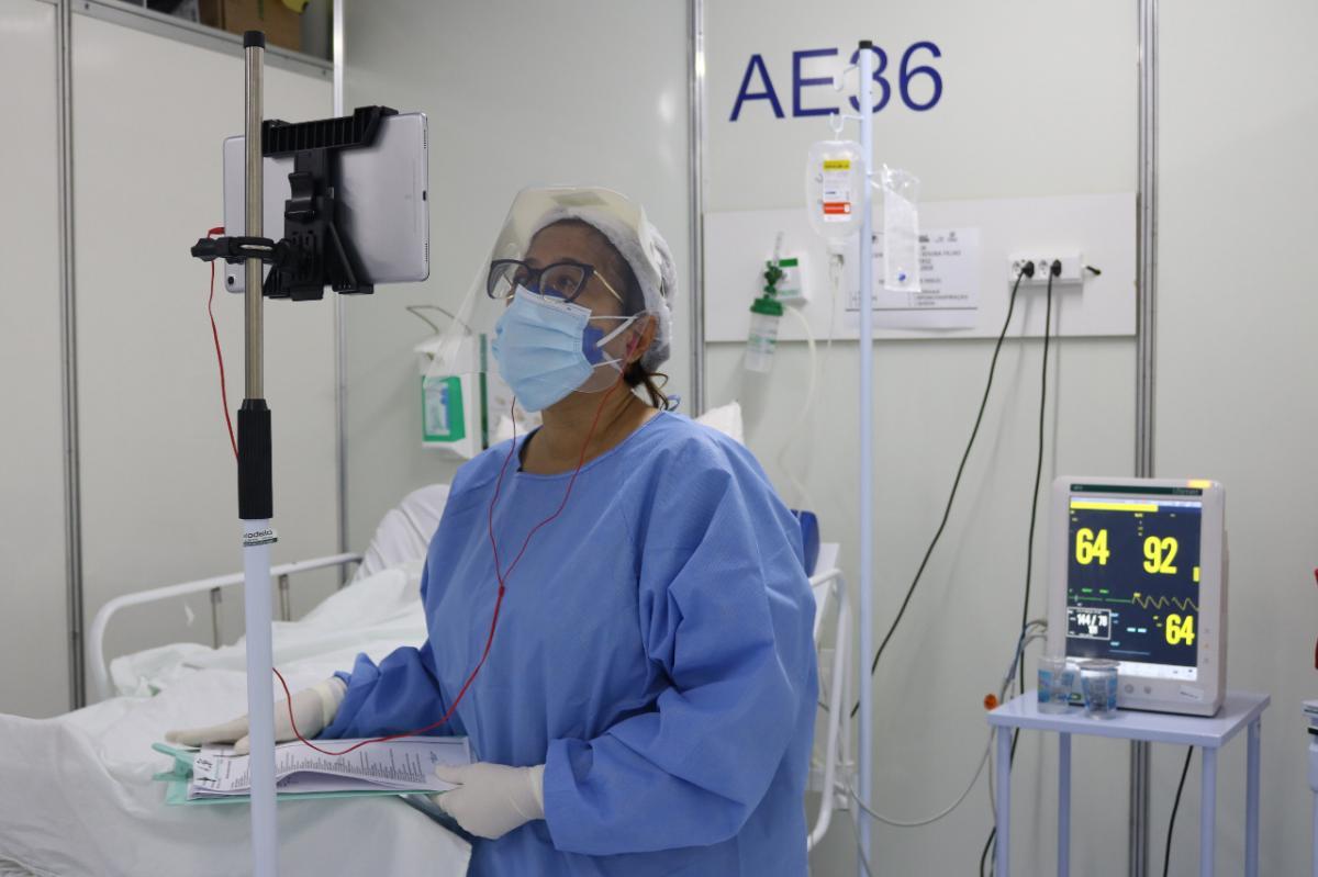Desenvolvido pela UFPI, projeto de telessaúde está em seis hospitais no Piauí