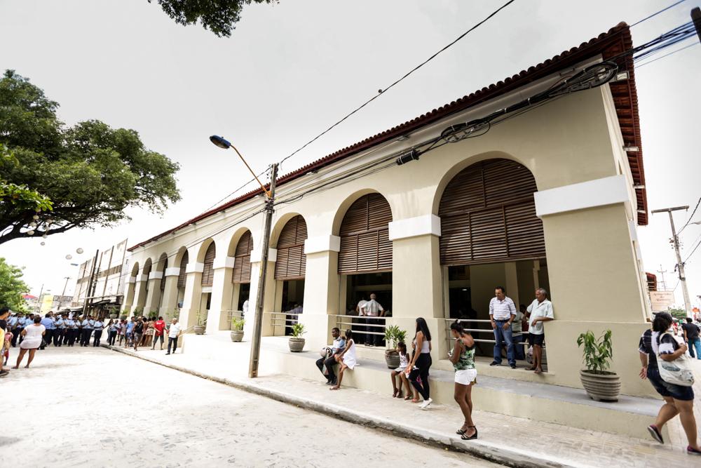 Senador Elmano Férrer destina R$ 2 milhões para reforma de mercado em Teresina
