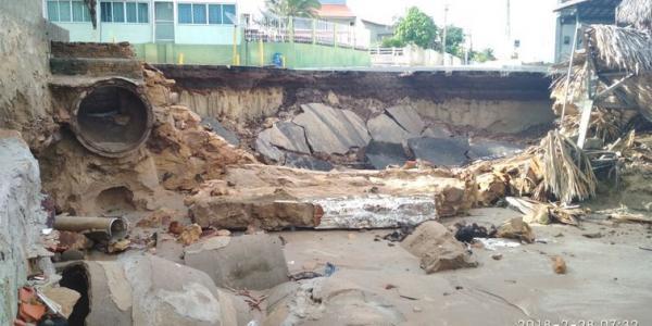 Luís Correia estuda declarar estado de emergência após as chuvas de ontem (28)