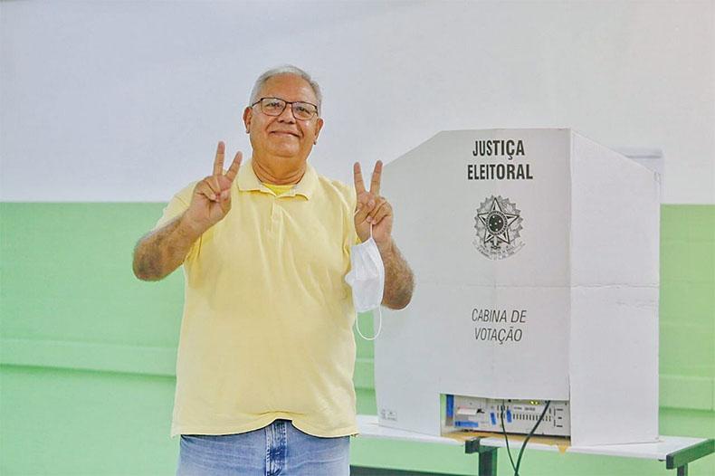 Kléber Montezuma vota acompanhado e faz avaliação da campanha
