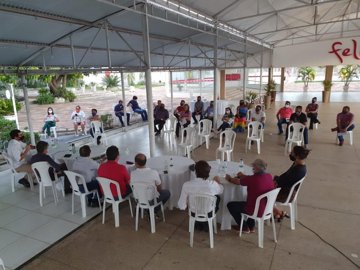 Governo define nova data de abertura do Polo Têxtil