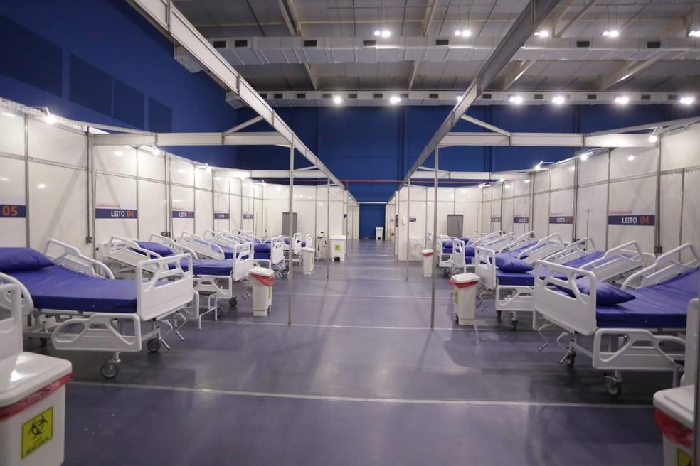 COE decide manter em funcionamento os hospitais de campanha de Teresina