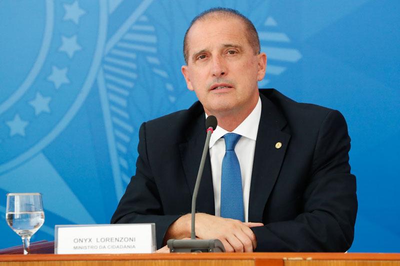 Ministro Ônyx Lorenzoni visita Teresina e anuncia mais de R$ 2,8 milhões em recursos