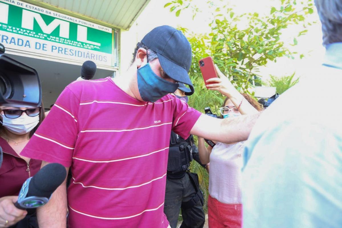 Polícia prende enfermeiro acusado de estuprar a cunhada em hospital de Teresina
