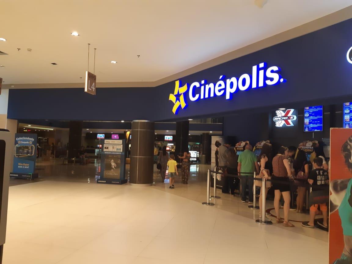 O Cinema Contra-Ataca: com segurança e novas regras