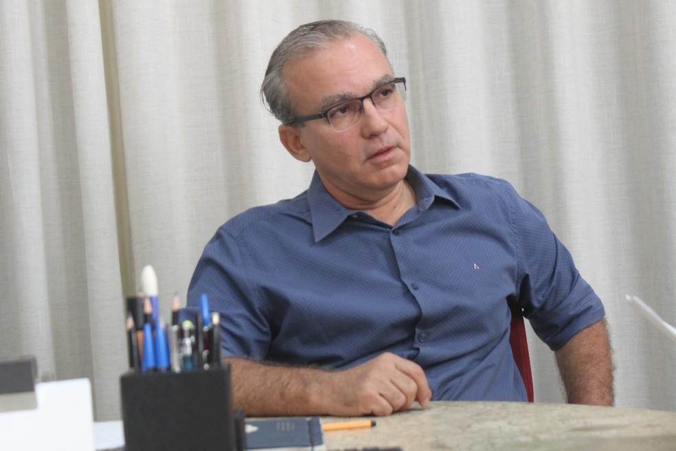 Firmino afirma que negocia com Instituto Butantan repasse da vacina Coronavac