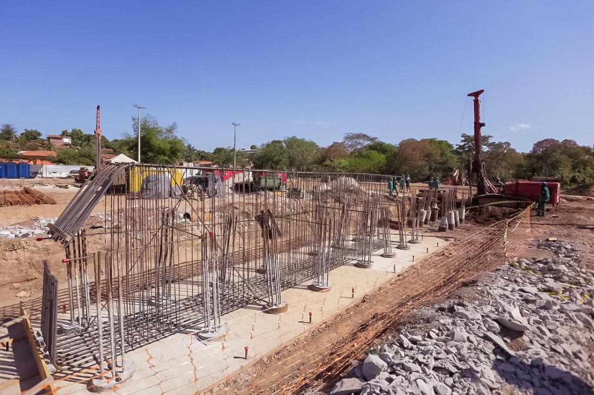 Ponte João Claudino Fernandes deve ser concluída até agosto de 2021