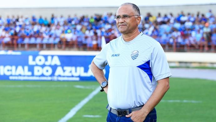 Após demissão de Paulinho Kobayashi, Altos anuncia seu novo treinador