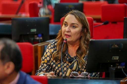 Deputada Flora Izabel assume vice-presidência da Assembleia
