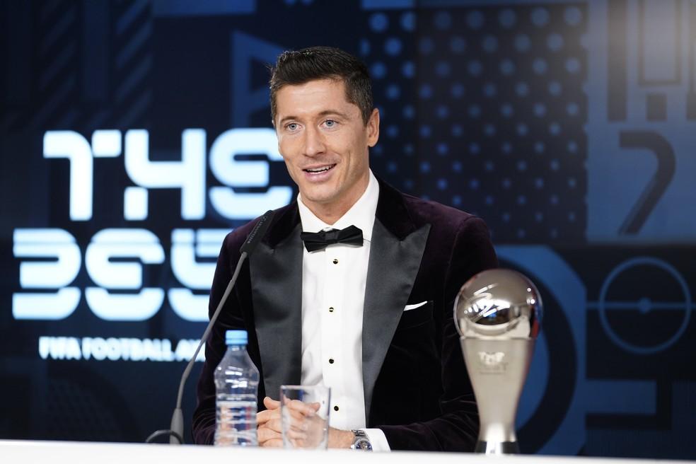 The Best 2020: Lewandowski é eleito melhor do mundo e desbanca Messi e CR7
