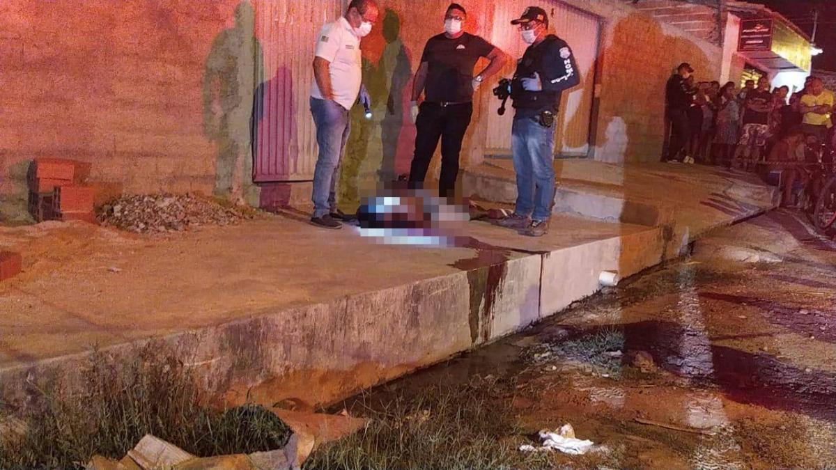 Homem é assassinado com vários tiros na cabeça em Teresina