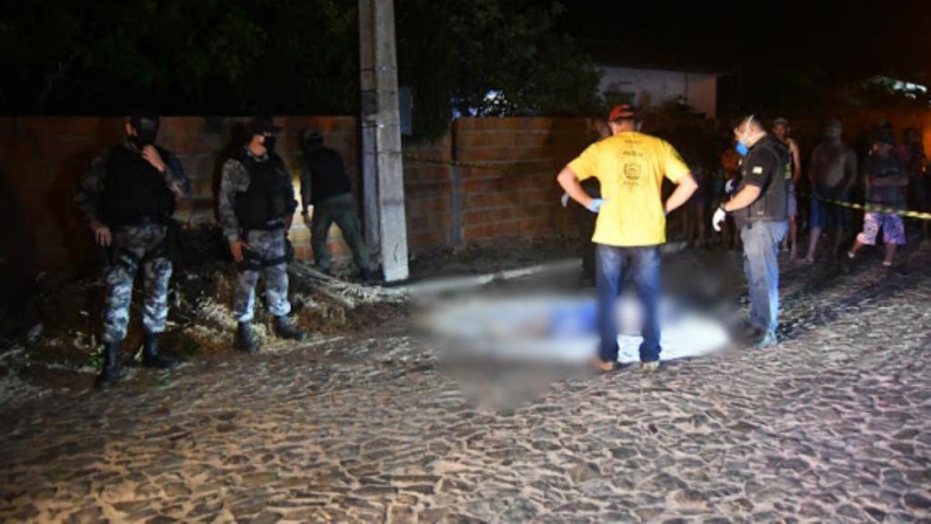 Homem é executado com nove tiros no litoral do Piauí