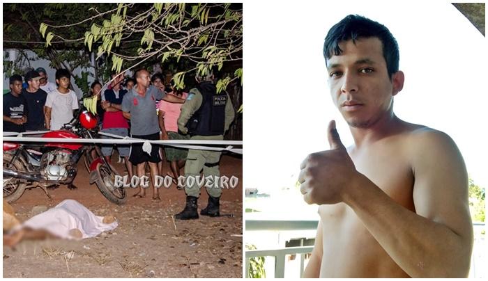 Jovem morre após perder controle de moto e colidir com poste no Norte do Piauí