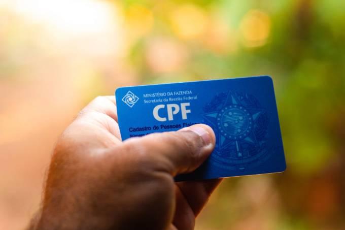 Câmara aprova projeto que torna CPF o único número de identificação