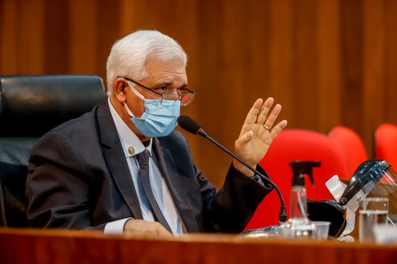 Themístocles Filho anuncia comissão de deputados para atuar durante o recesso