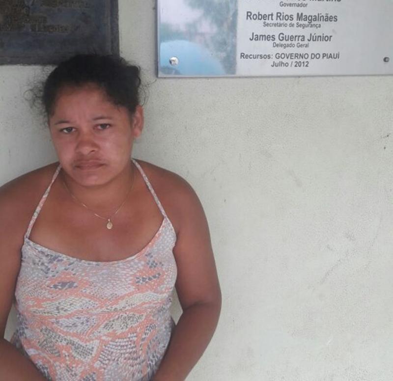 Acusada de matar ex-companheiro é presa no interior do Piauí