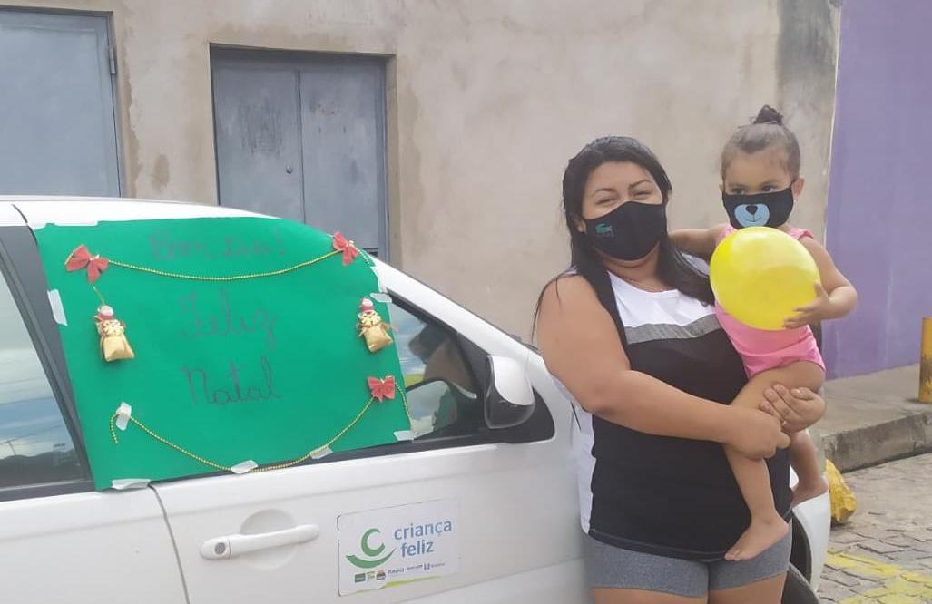 Programa Criança Feliz realiza cerca de 4 mil atendimentos em Teresina