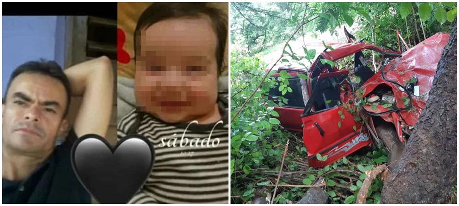 Acidente deixa homem e recém nascido mortos em cidade do Piauí