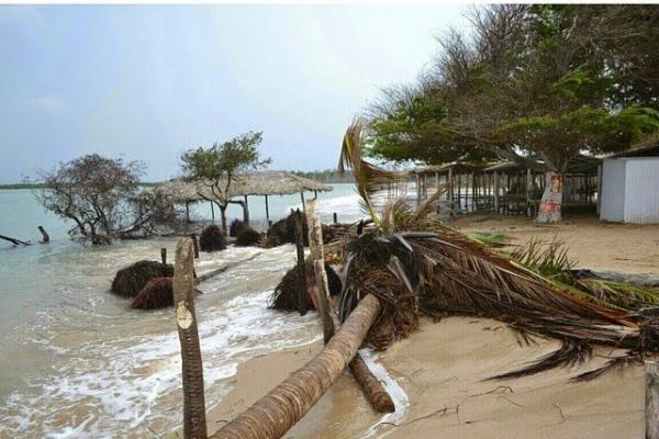 Marinha emite alerta de ondas de até 4 metros no litoral piauiense