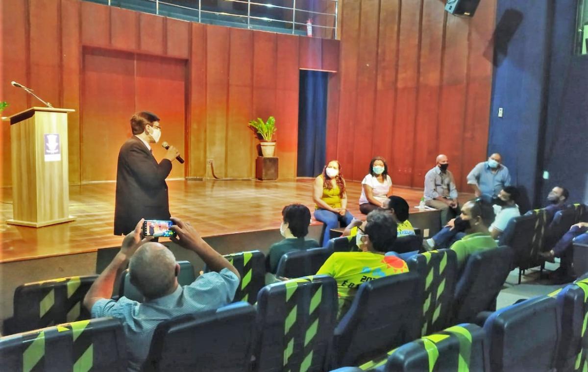 FMC faz reunião com blocos carnavalescos de Teresina