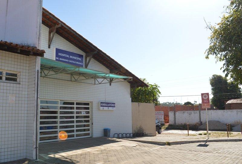Bebê morre em hospital na zona Norte de Teresina; suspeita de maus-tratos