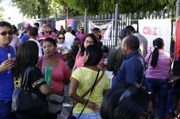 Professores do Piauí recebem duas vezes menos que do Maranhão