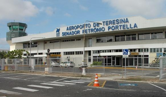 Aeroporto de Teresina será leiloado à iniciativa privada em abril, informa Anac