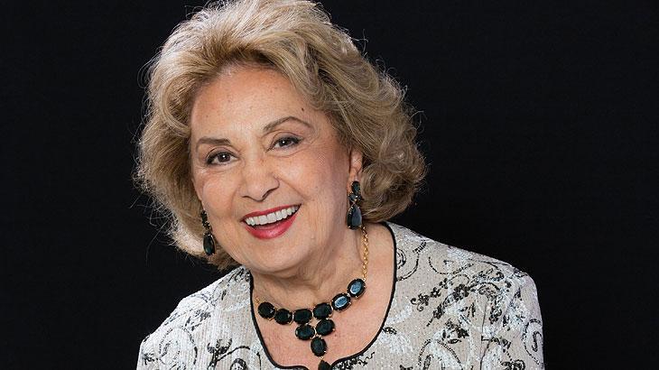 Atriz Eva Wilma está internada com pneumonia em São Paulo
