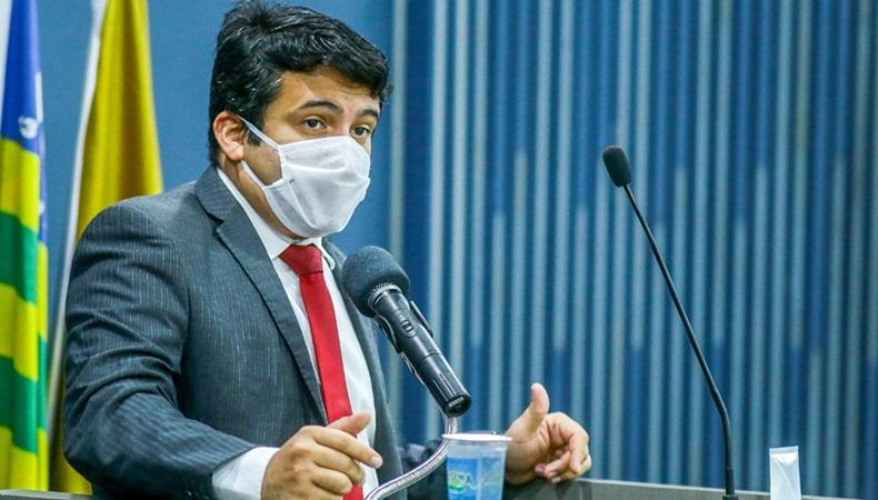 Vereador de Teresina é investigado pela PF por compra de votos na eleição de 2020