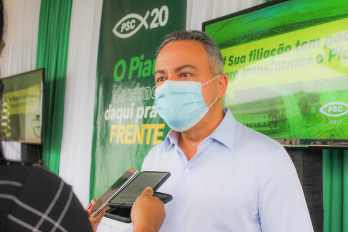 PSC filia mais de 100 pessoas durante evento em Teresina