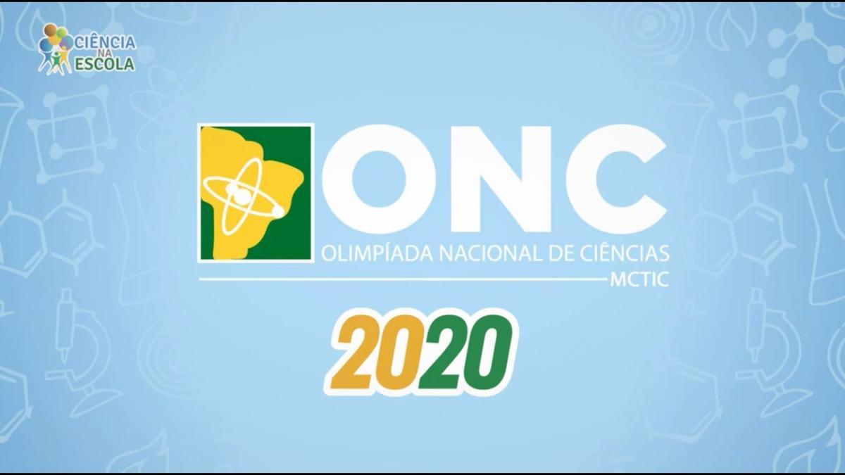 2ª fase da Olimpíada Nacional de Ciências ocorre dia 22 de janeiro