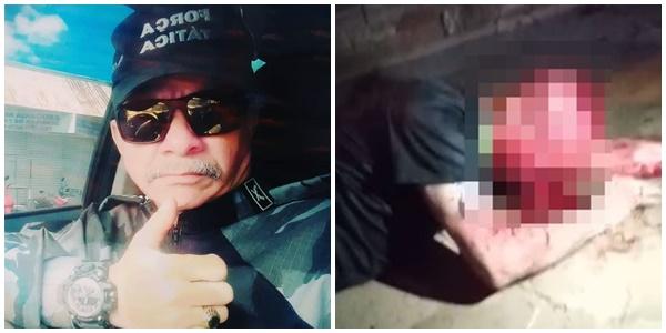 Comandante de GPM é espancado após se envolver em briga no interior do Piauí