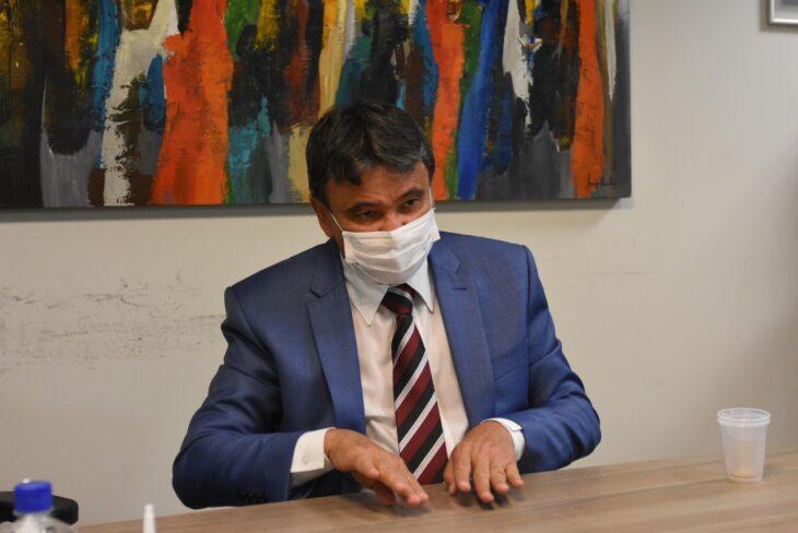 Governador articula uso emergencial da vacina Sputnik V no Piauí