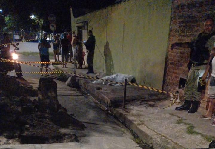 Homem reage a assalto e é assassinado na zona norte de Teresina