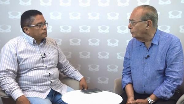 Contraponto: Entrevista com Sen. Marcondes Gadelha, vice-presidente nacional do PSC