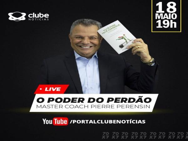 Live: O Poder do Perdão com Pierre Perensin