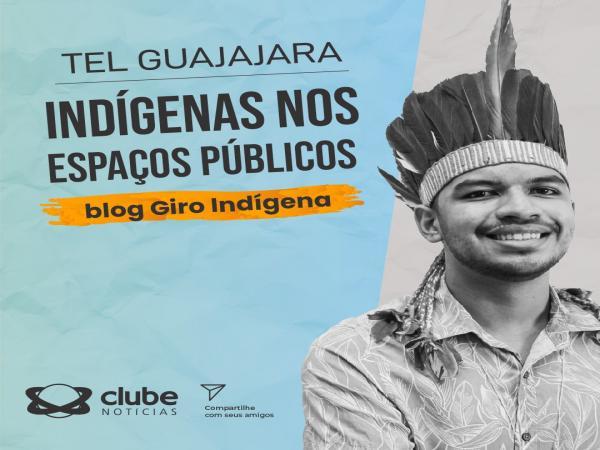Indígenas nos espaços públicos