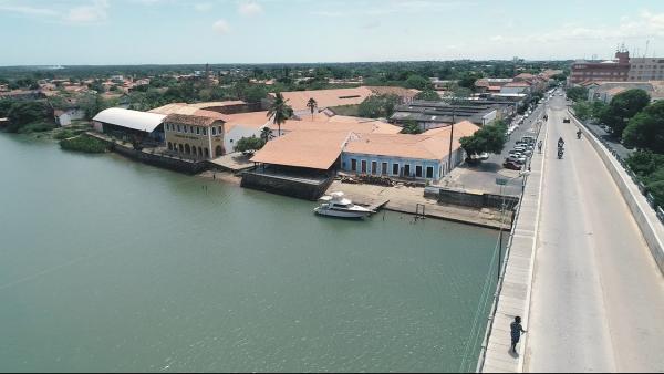 Obras no Litoral: Porto das Barcas